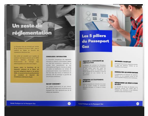 Passeport Technique Gaz pdf